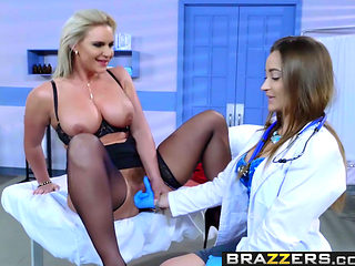 Brazzers   Hot And Mean   Dani Daniels Phoenix Marie   Three Fingers Deep Doc Mp4