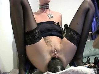 Best homemade Solo Girl, Piercing porn scene