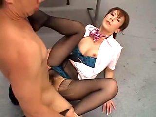 Fabulous amateur Dildos/Toys, Cunnilingus porn scene