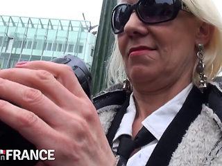 Blonde Milf Charly Spark Loving Cock