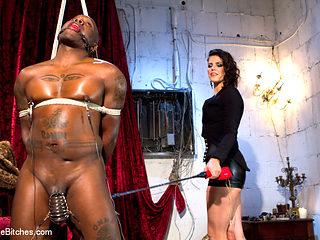 Bobbi Starr & Jack Hammer in Bobbi Starr, Why Are You So Damn Sadistic??? - DivineBitches