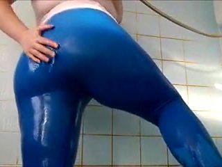 Best Ass, Showers adult clip