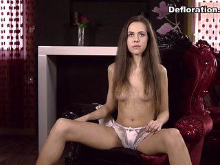 DeflorationTv Video: Alina Redofed - Virgin Massage