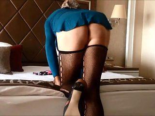 Sexy Turkish Girl Ayse (Wife in Hotel)