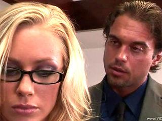 Nicole Aniston - Secretary Punished