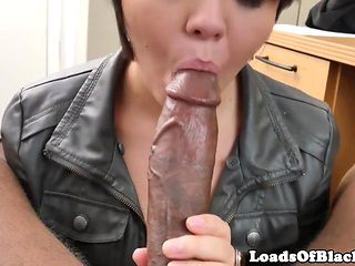 Interracial casting amateur pussyfucked pov