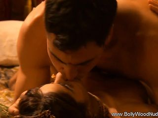 Exhilarating Erotic Sex From India