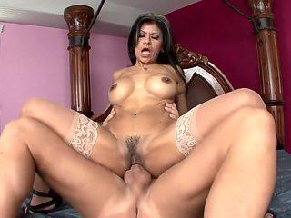 Amazing pornstar Gabby Quinteros in hottest cumshots, milf adult movie