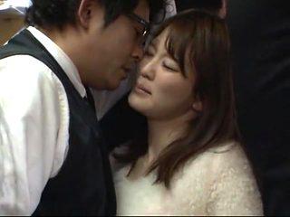 Best Japanese slut Kaoru Hirayama, Tomoka Sakurai, Ruri Shiratori in Hottest Public JAV clip