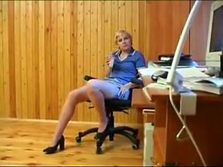 Not daddy Finds Her Masturbating So Fulfils Her Needs !