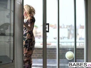 Babes - Alexei Jackson and Aruba Jasmine - Hard Days Work