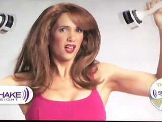 SNL shake weight - Kristen Wiig