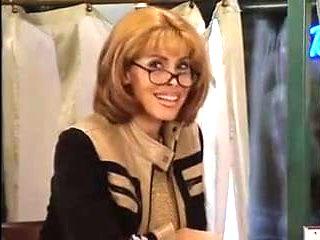Milly DAbbraccio In La Professoressa  Di Lingue