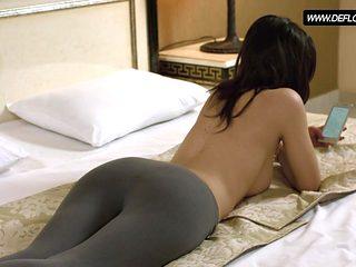 Big titted perfect body Katerina masturbating
