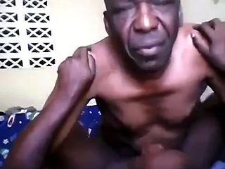 Larry African old man
