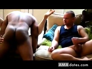 Fuck my wife while I jerk off