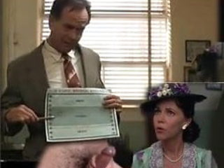 Mrs Gump ..my boy Forrest needs to stay....