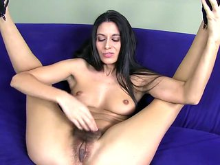 Horny pornstar Nikki Daniels in hottest solo, masturbation xxx clip