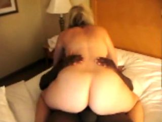 Amazing homemade Ass, Interracial porn video