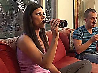August Ames - My Wife's Daughter