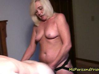 Paris Helps Her Bi-Curious Husband