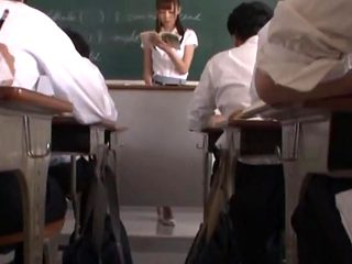 Aino Kishi in Beautiful teacher