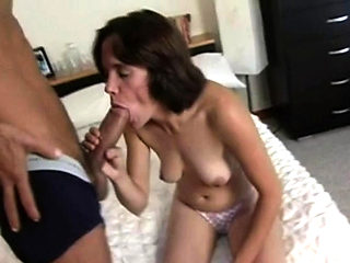 Gracious maid gets body fondled