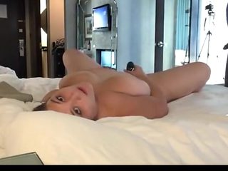Bbw lady fucked in bed