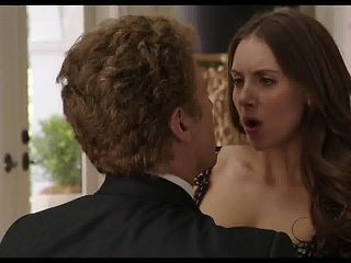 Alison Brie - Get Hard (deleted scene)