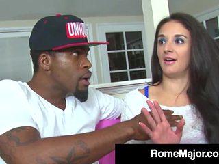 Black Bull Rome Major Bangs Sheena Ryder's Hot Cunt & Ass!