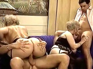 Amazing Big Tits, Group Sex xxx video