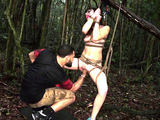 Bi couple domination Helpless teenager Kaisey Dean was on he