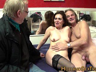 Prostitute gets creampied