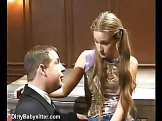 Dirty Babysitter Veronica