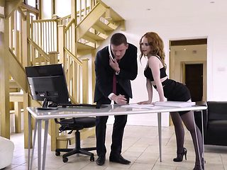 Babes - Office Obsession - Stress Relief star