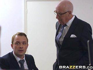 Brazzers - Big Tits at Work - Tasha Holz Danny D - Working Hard