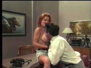 Big Boobed redhead sex