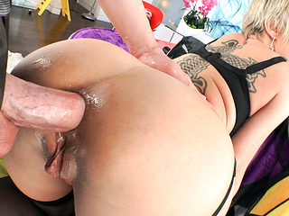 Dee Williams in MILF Dee Sodomized To Gaping Prolapse - EvilAngel