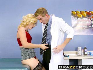 Brazzers - Doctor Adventures - Doctors Without Boners scene