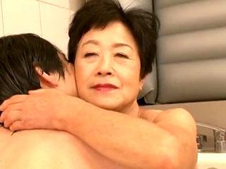 78 Yrs Grandma Tahara Nobue 237