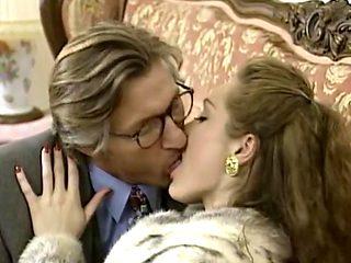 Exotic French sex scene