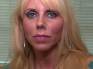 Are you ready for another portion of Milf Soup Tonight Karen Fisher, hot American mom is going to...