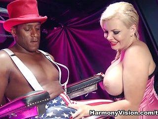 Tiffany Kingston in Captain America - HarmonyVision