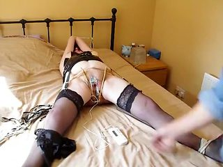 Incredible amateur Fetish, BDSM porn movie