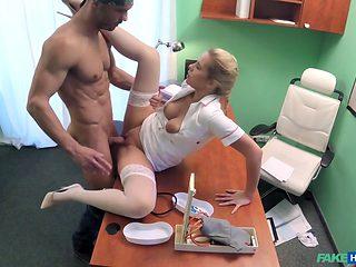 Exotic pornstar in Horny Big Ass, Voyeur sex movie