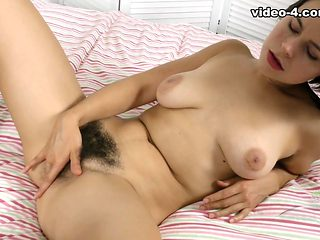 Ole Nina in Masturbation Movie - ATKHairy