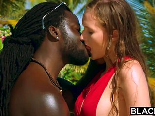 BLACKED His wife cuckolds him on her Interracial Caribbean vacation