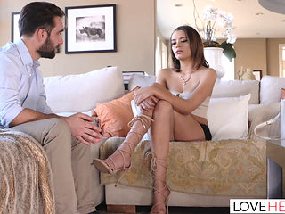 Best Friend Breaks The Bro Code For Some Hot Foot Sex With Eve Ellwood
