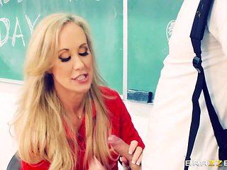 Brazzers - Brandi Love - Big Tits At School
