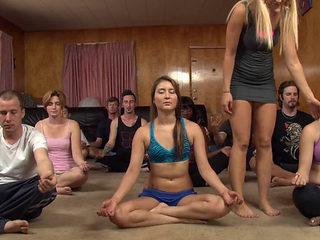 Hot Spot For Yoga Fucking
